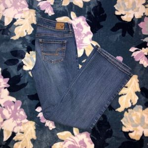 American Eagle favorite boyfriend jeans - 4 short